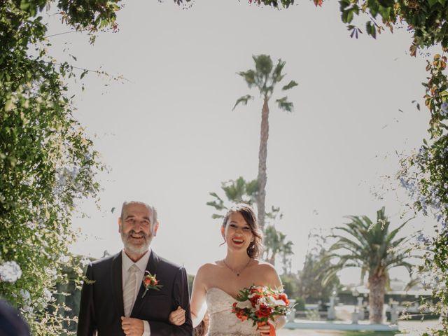 La boda de Ana y Pablo en Granada, Granada 21