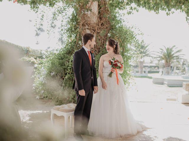 La boda de Ana y Pablo en Granada, Granada 23