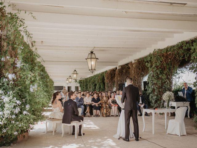 La boda de Ana y Pablo en Granada, Granada 24