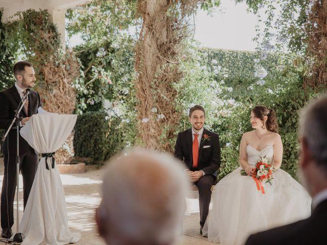 La boda de Ana y Pablo en Granada, Granada 25