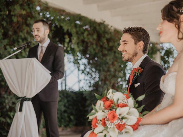 La boda de Ana y Pablo en Granada, Granada 27
