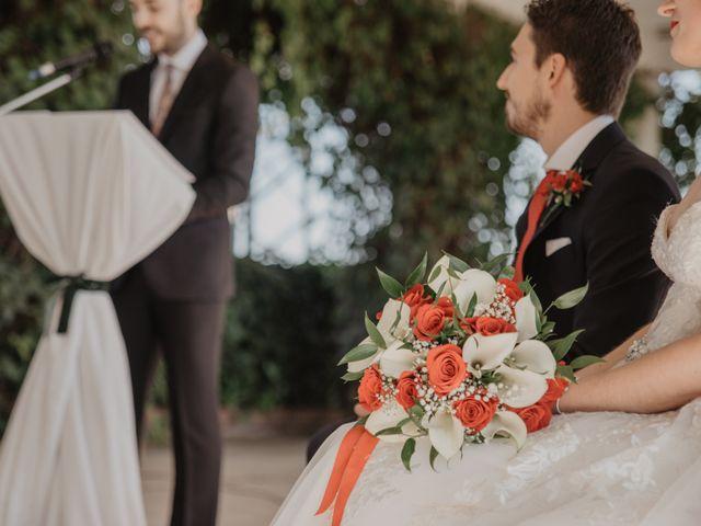 La boda de Ana y Pablo en Granada, Granada 28
