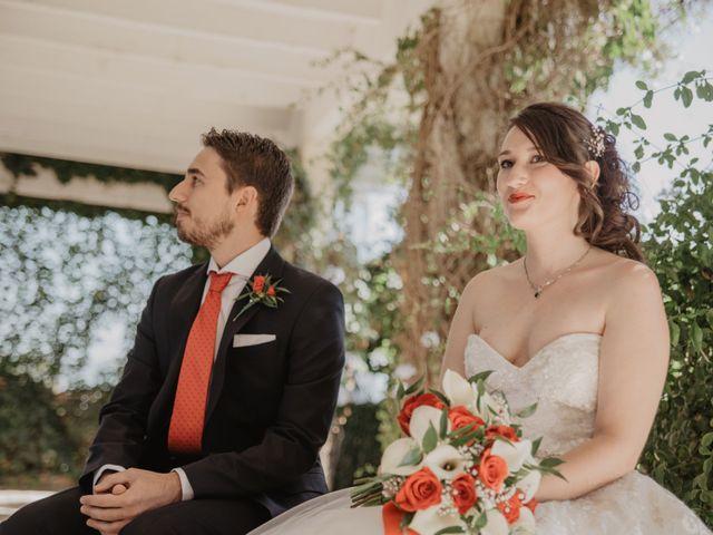La boda de Ana y Pablo en Granada, Granada 29