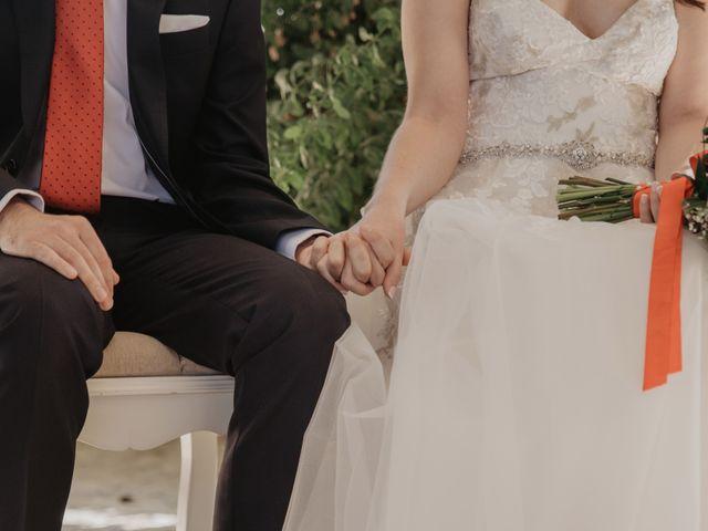 La boda de Ana y Pablo en Granada, Granada 33