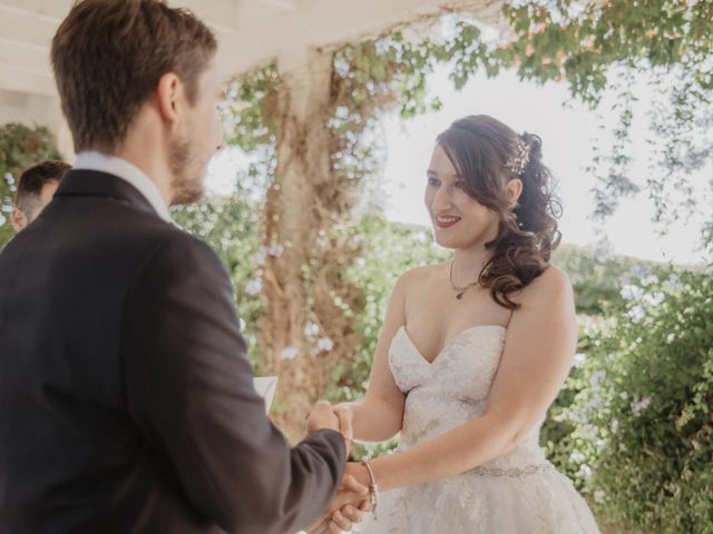La boda de Ana y Pablo en Granada, Granada 34