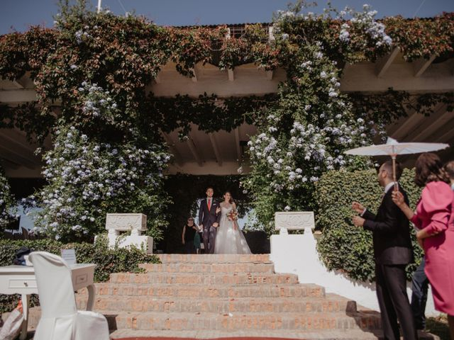 La boda de Ana y Pablo en Granada, Granada 39