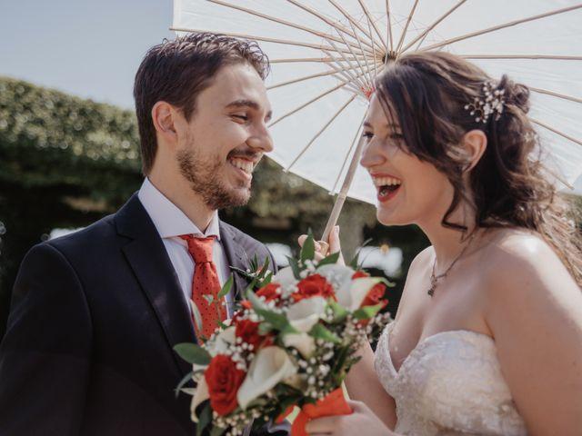 La boda de Ana y Pablo en Granada, Granada 44