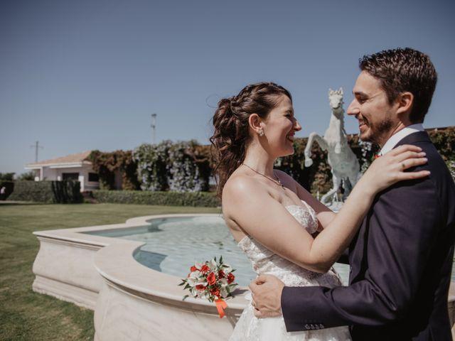 La boda de Ana y Pablo en Granada, Granada 45