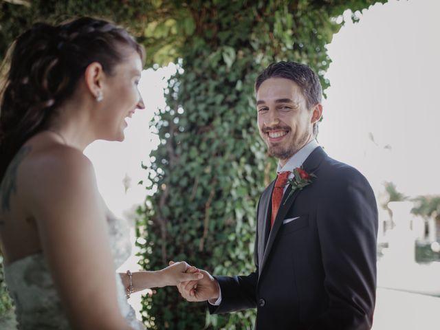 La boda de Ana y Pablo en Granada, Granada 50