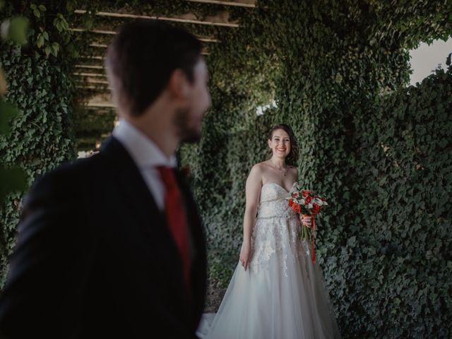 La boda de Ana y Pablo en Granada, Granada 55
