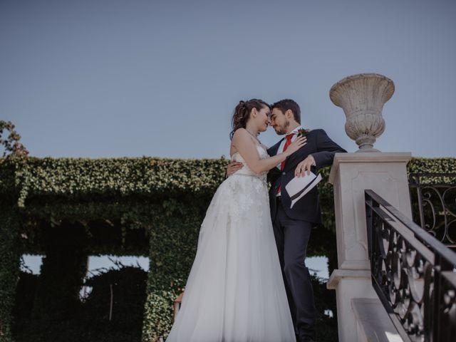 La boda de Ana y Pablo en Granada, Granada 61