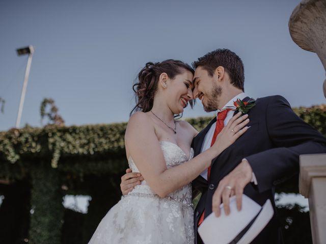 La boda de Ana y Pablo en Granada, Granada 62
