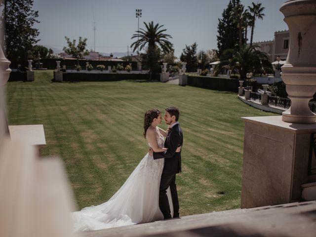 La boda de Ana y Pablo en Granada, Granada 67