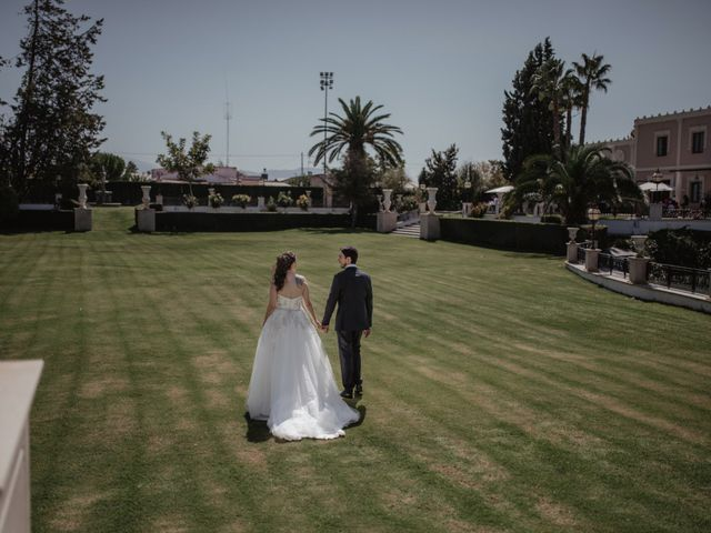 La boda de Ana y Pablo en Granada, Granada 68