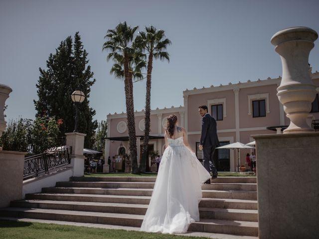 La boda de Ana y Pablo en Granada, Granada 69