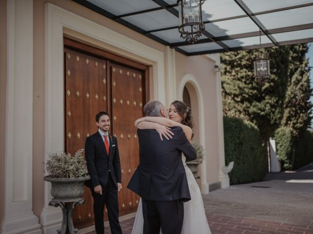 La boda de Ana y Pablo en Granada, Granada 70