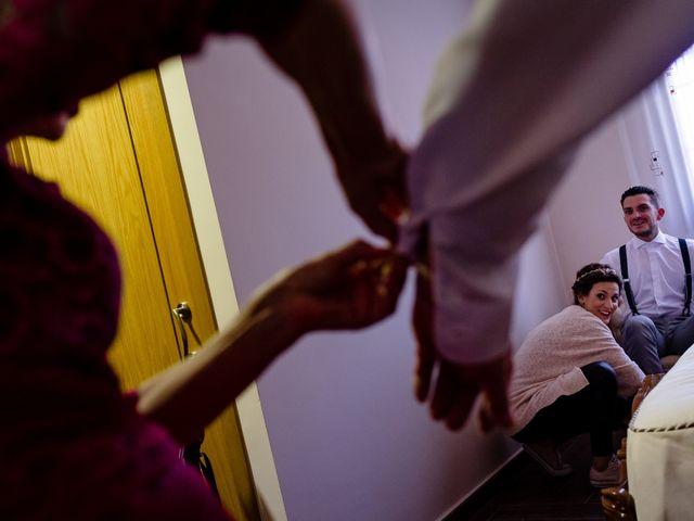 La boda de Tomas y Leticia en Bolaños De Calatrava, Ciudad Real 15