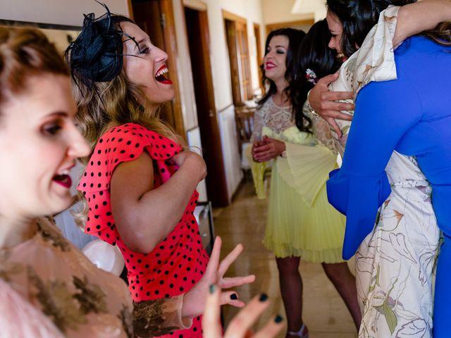 La boda de Tomas y Leticia en Bolaños De Calatrava, Ciudad Real 19