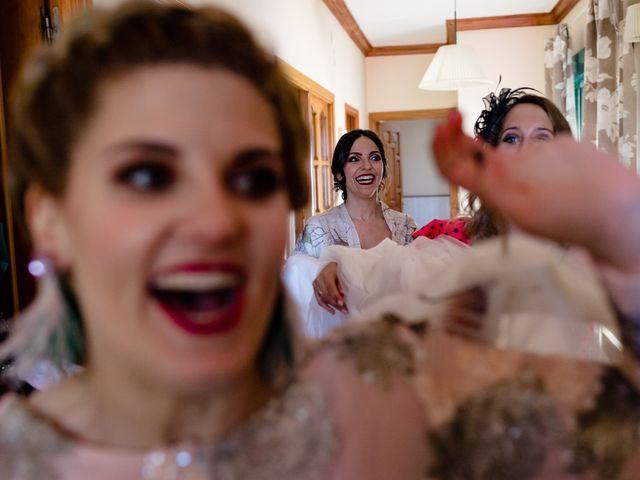 La boda de Tomas y Leticia en Bolaños De Calatrava, Ciudad Real 20