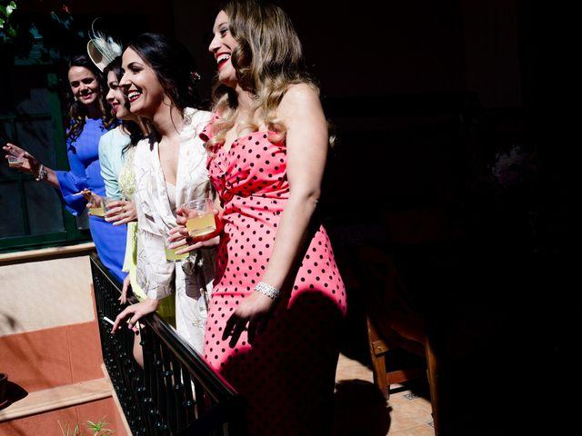 La boda de Tomas y Leticia en Bolaños De Calatrava, Ciudad Real 22