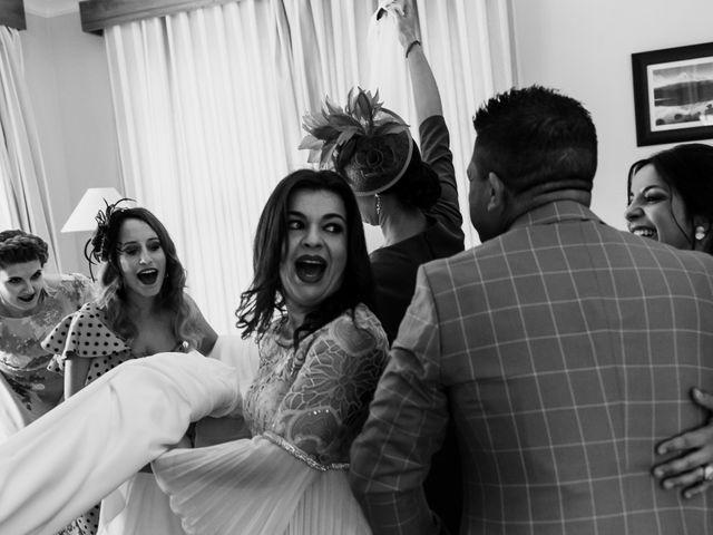 La boda de Tomas y Leticia en Bolaños De Calatrava, Ciudad Real 23