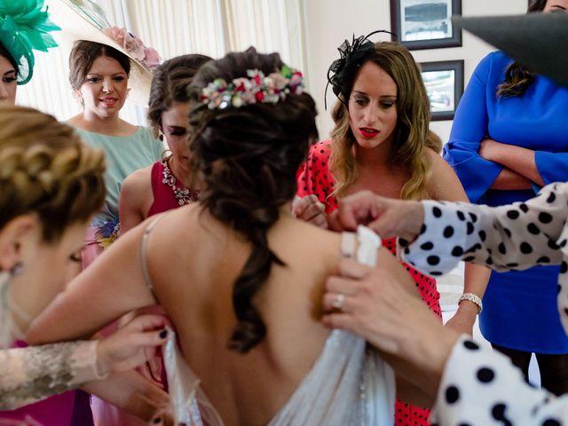 La boda de Tomas y Leticia en Bolaños De Calatrava, Ciudad Real 24