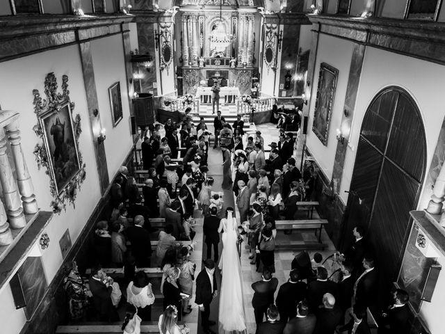 La boda de Tomas y Leticia en Bolaños De Calatrava, Ciudad Real 35