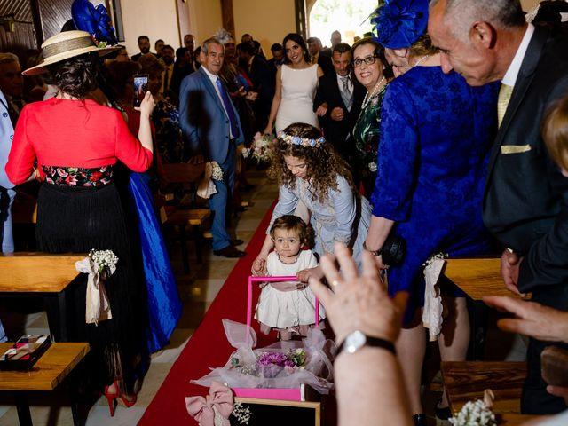 La boda de Tomas y Leticia en Bolaños De Calatrava, Ciudad Real 36