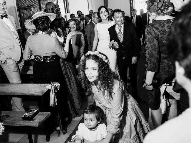 La boda de Tomas y Leticia en Bolaños De Calatrava, Ciudad Real 37