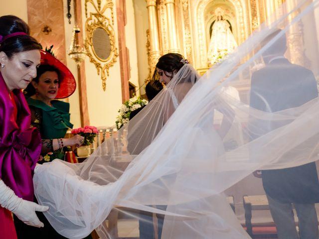 La boda de Tomas y Leticia en Bolaños De Calatrava, Ciudad Real 38