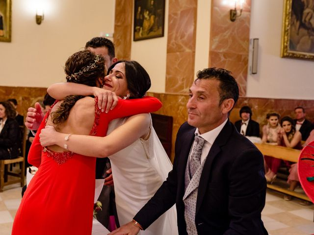 La boda de Tomas y Leticia en Bolaños De Calatrava, Ciudad Real 41