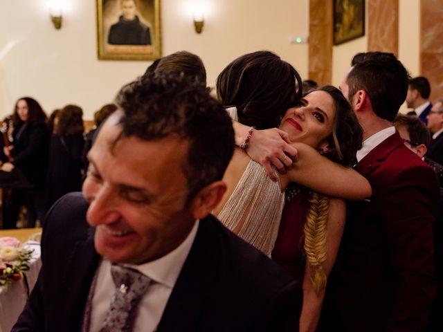La boda de Tomas y Leticia en Bolaños De Calatrava, Ciudad Real 43