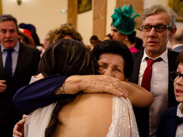 La boda de Tomas y Leticia en Bolaños De Calatrava, Ciudad Real 44