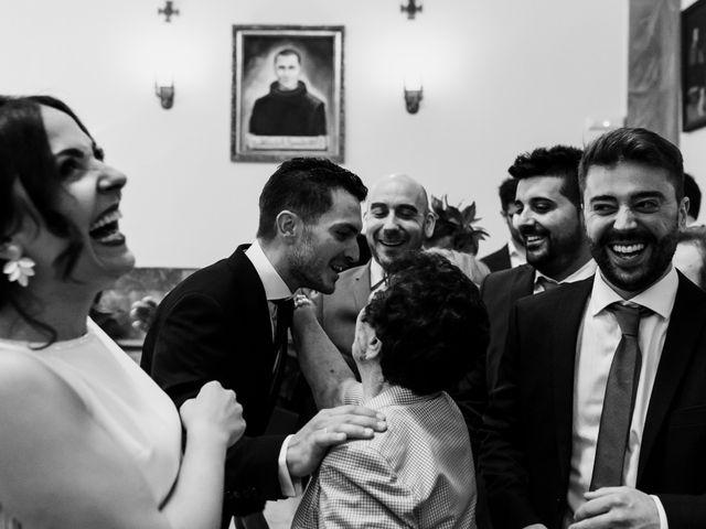 La boda de Tomas y Leticia en Bolaños De Calatrava, Ciudad Real 45