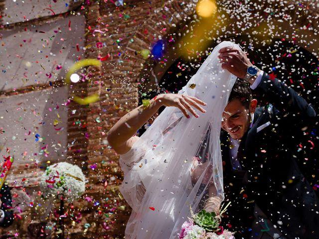 La boda de Tomas y Leticia en Bolaños De Calatrava, Ciudad Real 1