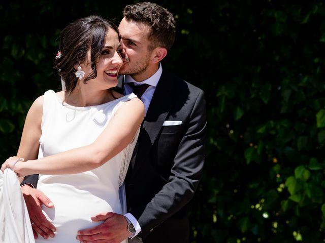 La boda de Tomas y Leticia en Bolaños De Calatrava, Ciudad Real 48