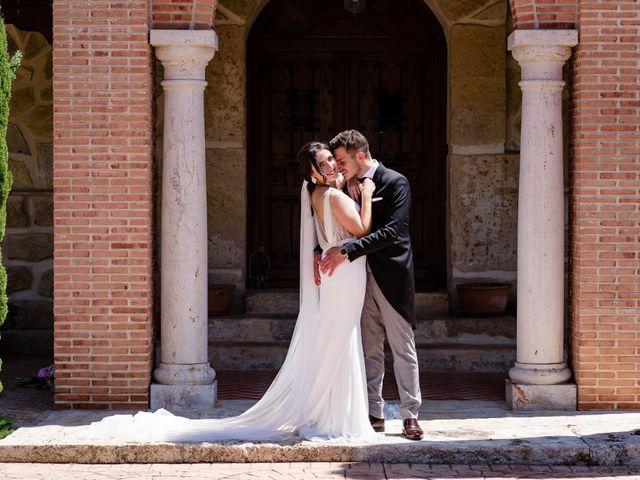 La boda de Tomas y Leticia en Bolaños De Calatrava, Ciudad Real 50