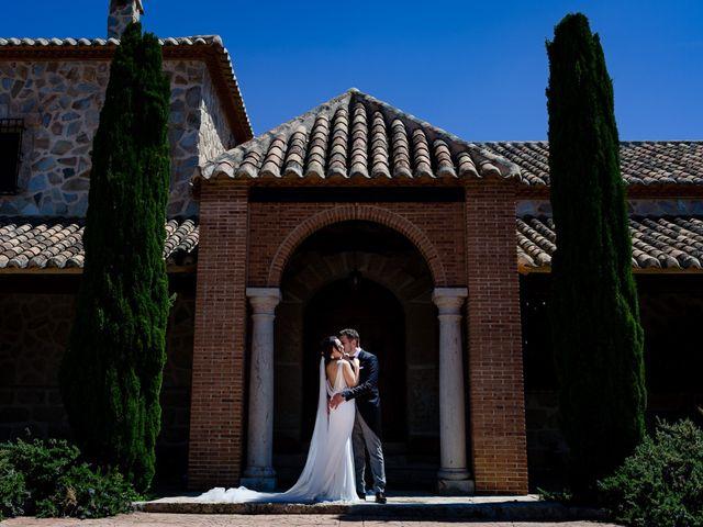 La boda de Tomas y Leticia en Bolaños De Calatrava, Ciudad Real 51