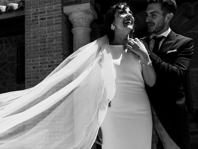 La boda de Tomas y Leticia en Bolaños De Calatrava, Ciudad Real 52
