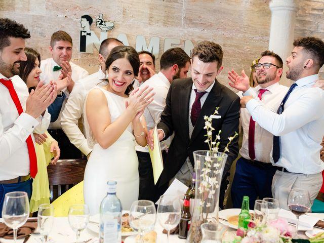 La boda de Tomas y Leticia en Bolaños De Calatrava, Ciudad Real 59