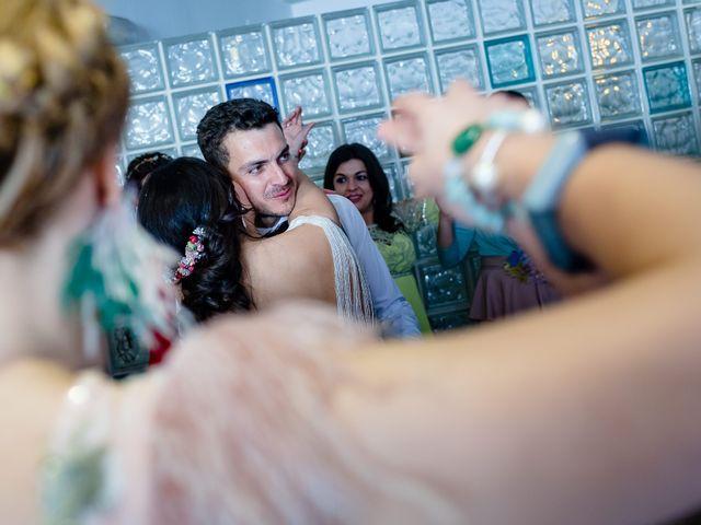 La boda de Tomas y Leticia en Bolaños De Calatrava, Ciudad Real 64