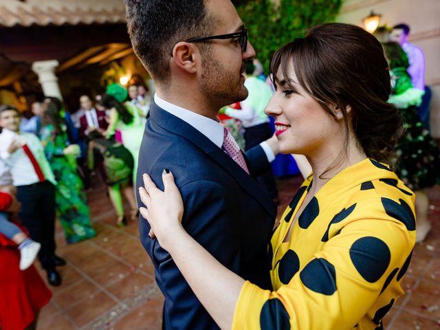 La boda de Tomas y Leticia en Bolaños De Calatrava, Ciudad Real 76