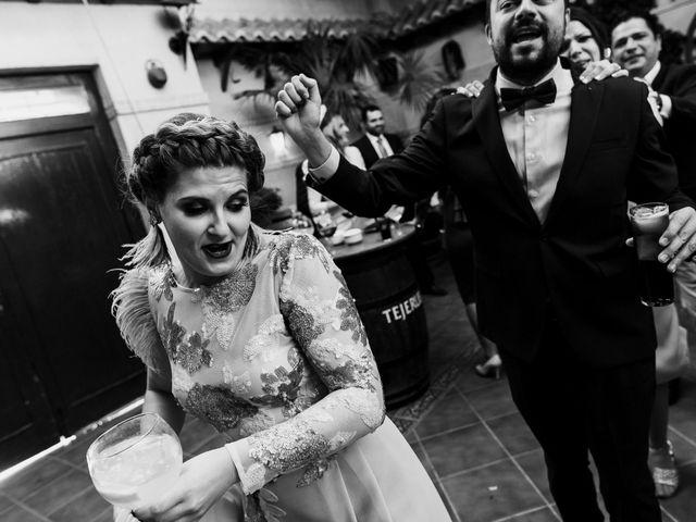 La boda de Tomas y Leticia en Bolaños De Calatrava, Ciudad Real 78