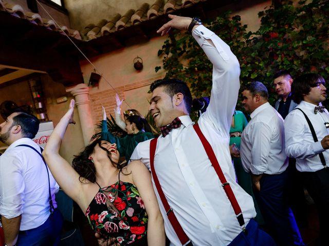 La boda de Tomas y Leticia en Bolaños De Calatrava, Ciudad Real 81