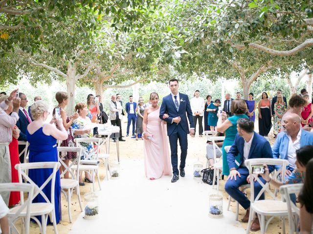 La boda de Cristian y Alba en Elx/elche, Alicante 7