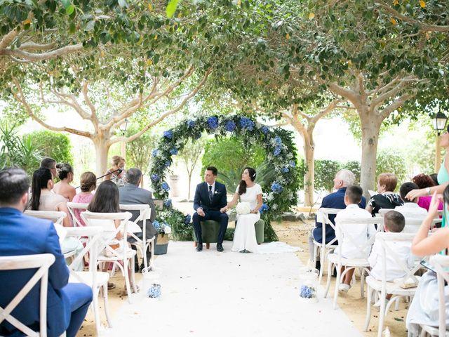 La boda de Cristian y Alba en Elx/elche, Alicante 8