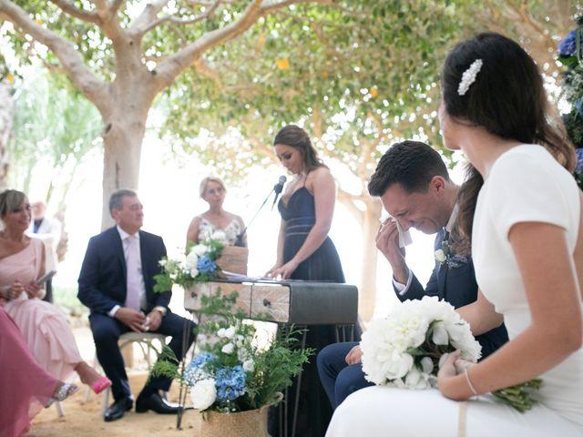 La boda de Cristian y Alba en Elx/elche, Alicante 9