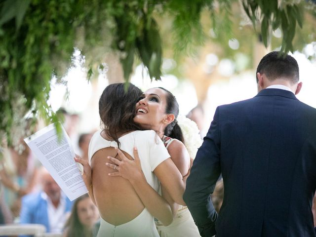 La boda de Cristian y Alba en Elx/elche, Alicante 10