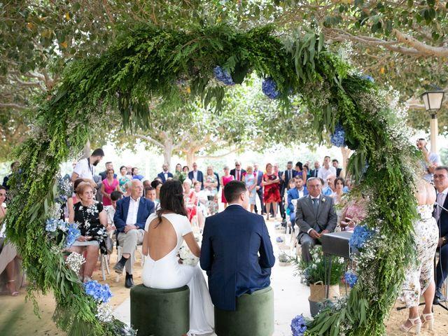 La boda de Cristian y Alba en Elx/elche, Alicante 13