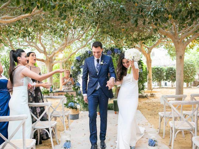 La boda de Cristian y Alba en Elx/elche, Alicante 15
